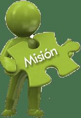 Misión de la empresa.