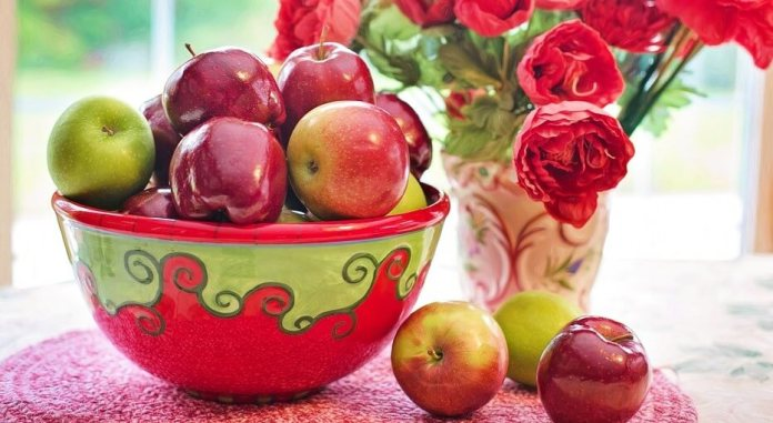 apple_and_rose stay healthy