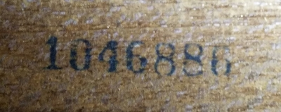 yamaha fg 401 serial numbers