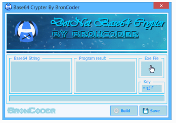 DotNet Base64 Crypter 100% Fud