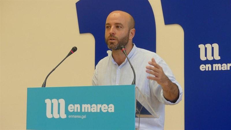 """En Marea pide a dimisión do alcalde de Vilanova polos seu """"machismo rancio"""""""