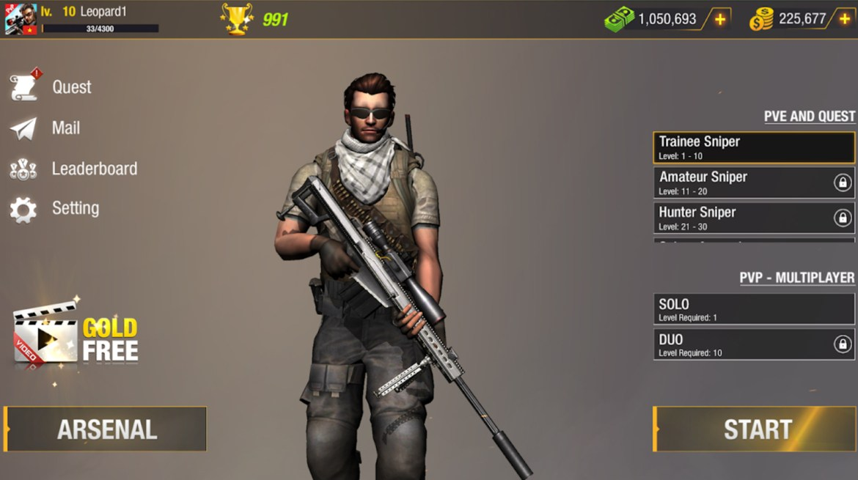 Bullet Strike: Battlegrounds iamkakati.com