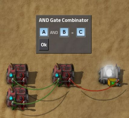 Logic gates   Factorio Forums Logic gates