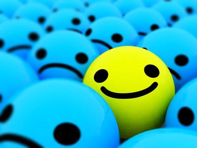 El positivismo es parte de la mentalidad ganadora.
