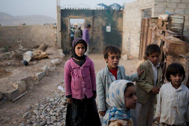 La OIM provee servicios de salud mental y espacios seguros para familias yemenitas vulnerables