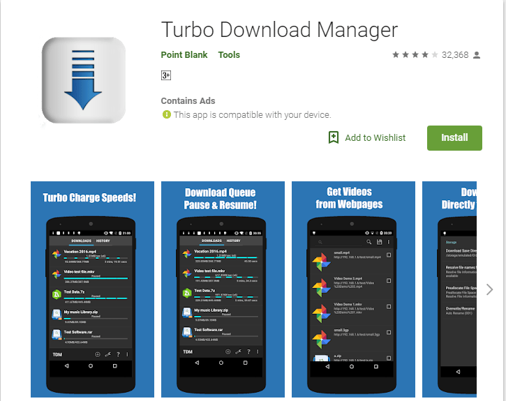 best android download manager