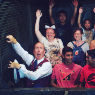 Tower of Terror Ride Picture