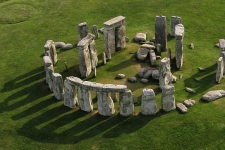 Stonehenge, situs purbakala peninggalan manusia di era neolitikum