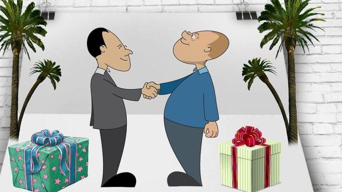 handshake_cartoon interview tips