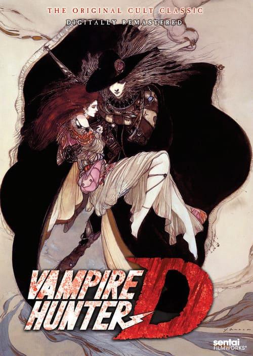 Vampire Hunter D - BDRip[1985][VARIOS] 1