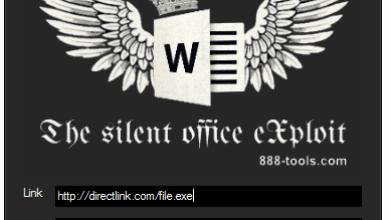 SILENT EXPLOIT OFFICE – 888 TOOLS