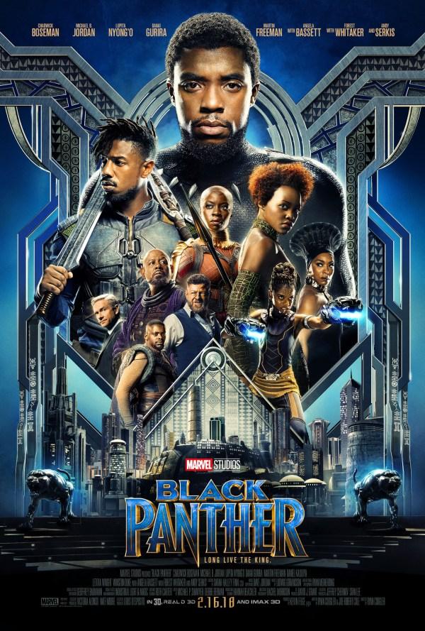 film terbaik 2018 ke 2 black panther