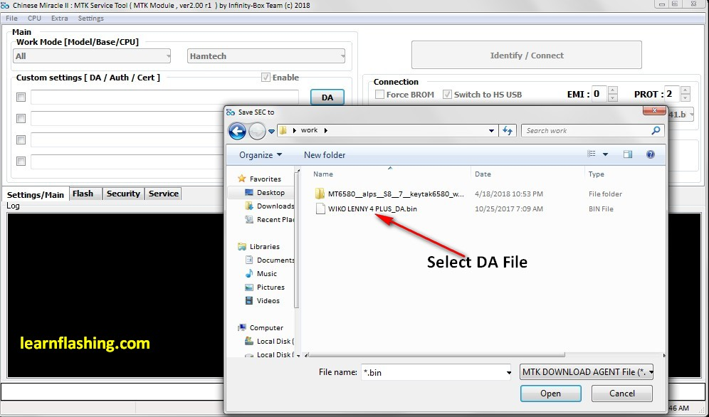 Tecno F3 Frp Reset File