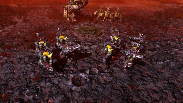 49789369930864229031 thumb - Warhammer 40000 Gladius Relics of War Reinforcement Pack-CODEX