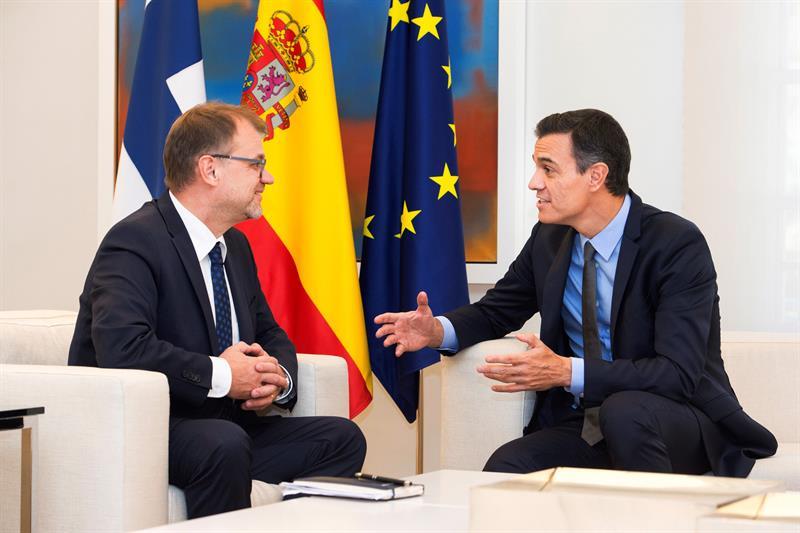 España y Finlandia suman esfuerzos para el uso de energías sostenibles