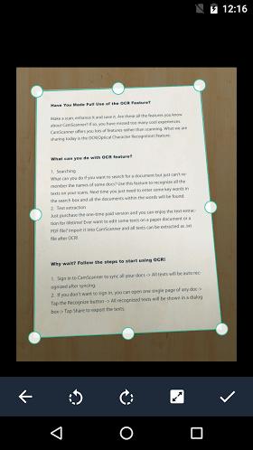 CamScanner Phone PDF Creator 5.5.1.20180312 Full APK
