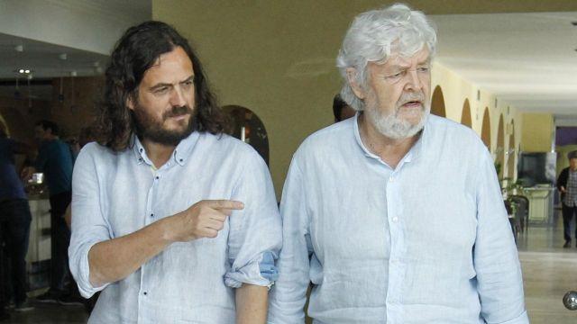 Antón Sánchez e Xosé Manuel Beiras visitarán a Oriol Junqueras e Raúl Romeva