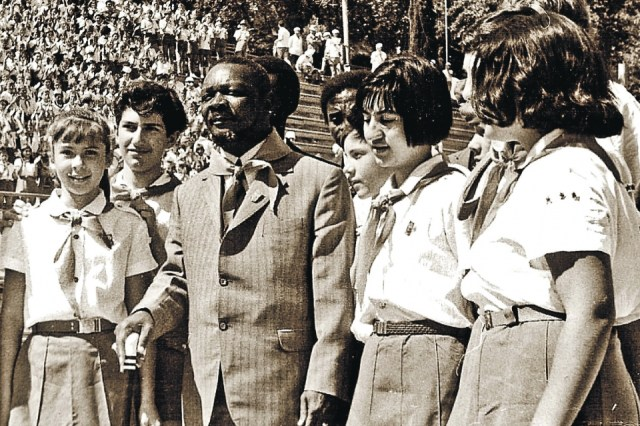 Почему Советский Союз поддерживал людоеда Бокассу