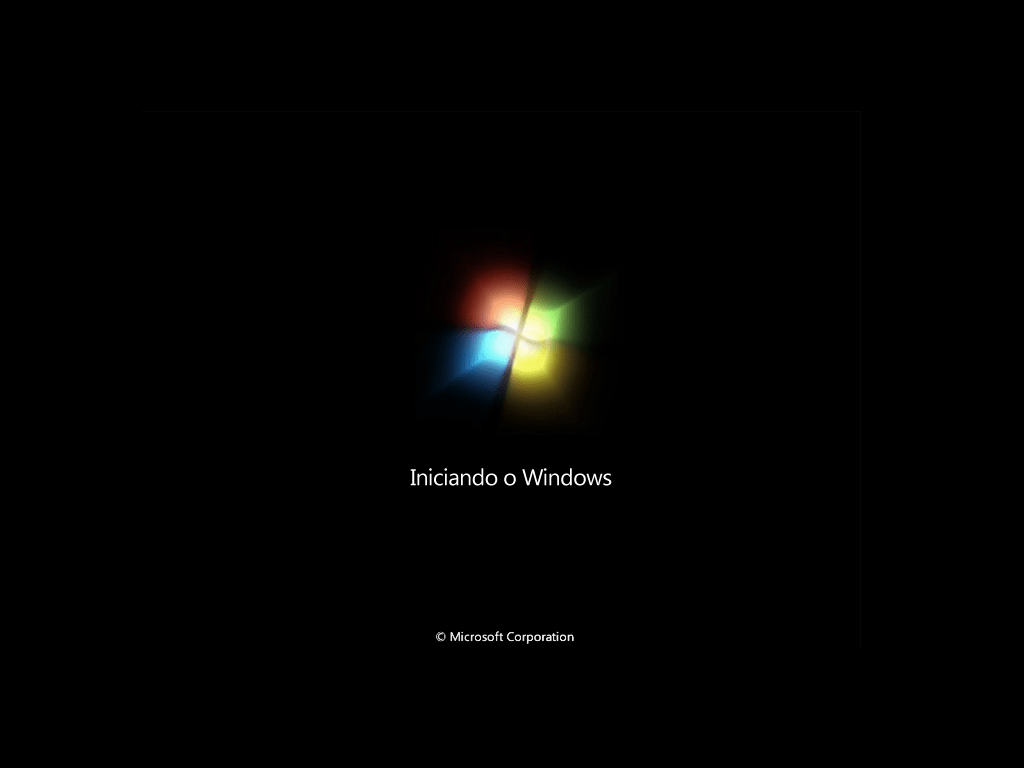 Logo iniciando Windows - Borrar clave en Windows