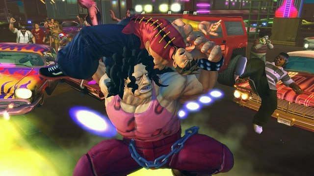 UgmVrCSl - Ultra Street Fighter IV-RELOADED