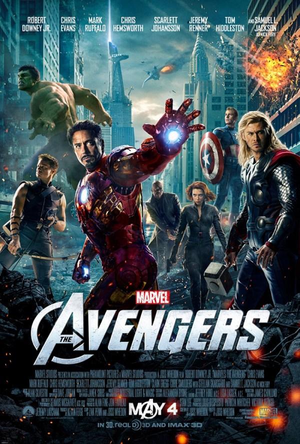 urutan film marvel - 6 - Marvel Avengers