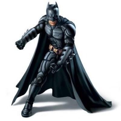 Berapa lama Batman bertahan sebagai jagoan?