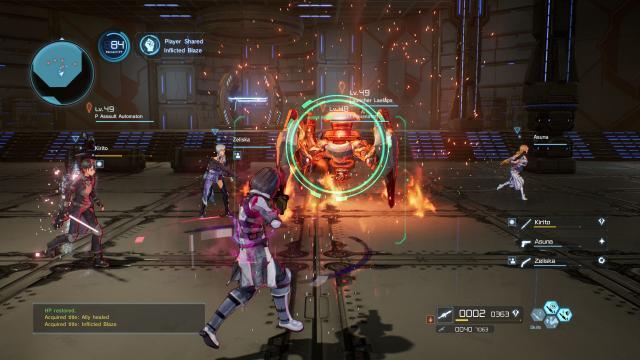 20270124628926686383 thumb - Sword Art Online Fatal Bullet-CPY