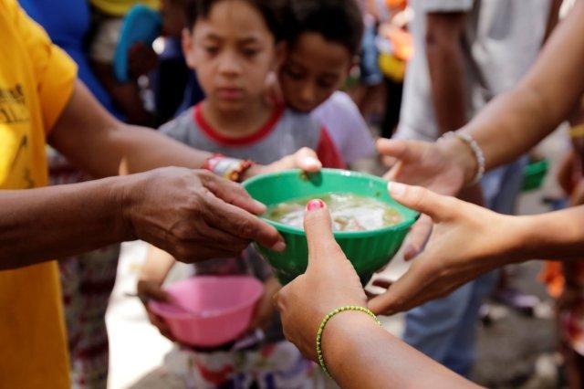 Los organismos de la ONU alertan que se debilita la lucha contra el hambre y la malnutrición en Asia y el Pacífico