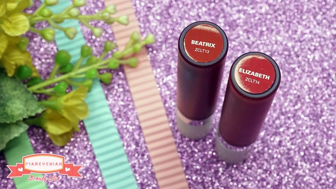 zoya metallic lip paint 3