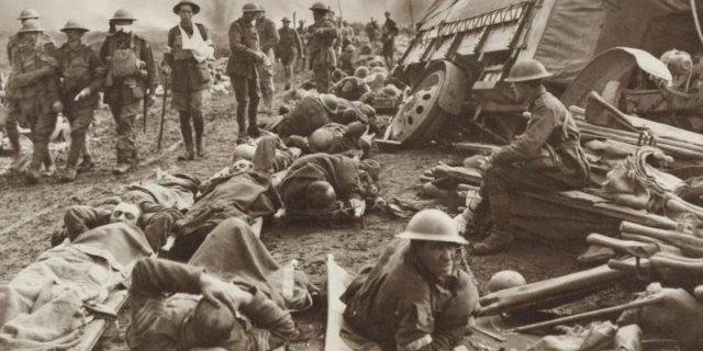 El centenario del final de la Primera Guerra Mundial, un buen momento para pensar cómo prevenir la Tercera