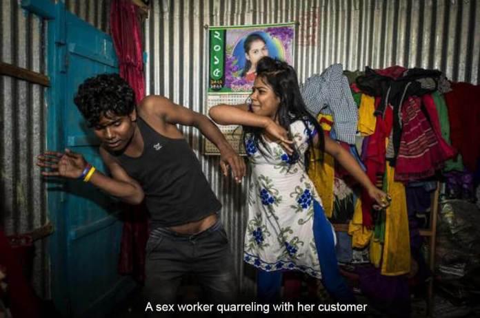 Quarrleing_with_customer brothel prostitute