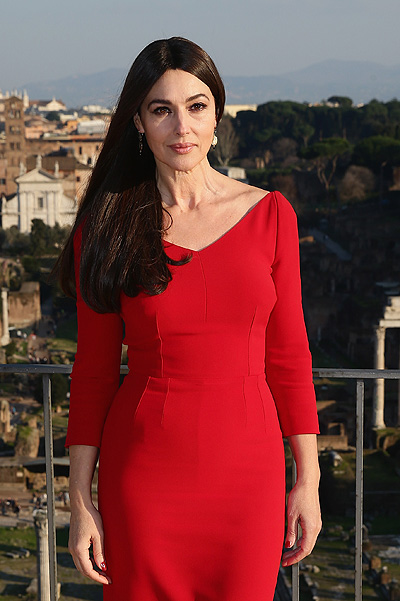"""SPECTRE"" Photocall On Location In Rome, Italy"