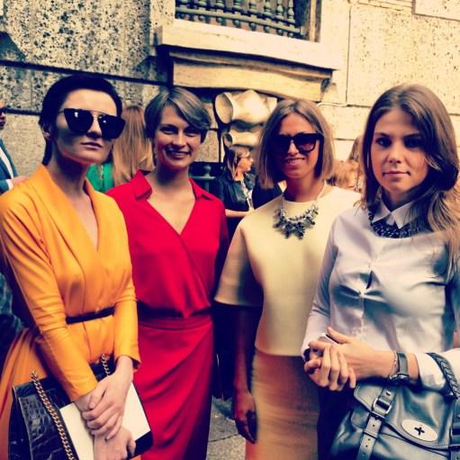 неделя моды инстаграм