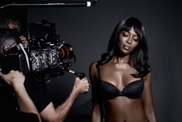 IAMNAOMICAMPBELL by Yamamay, backstage (8)
