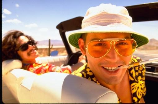кадр из фильма Страх и ненависть в Лас-Вегасе