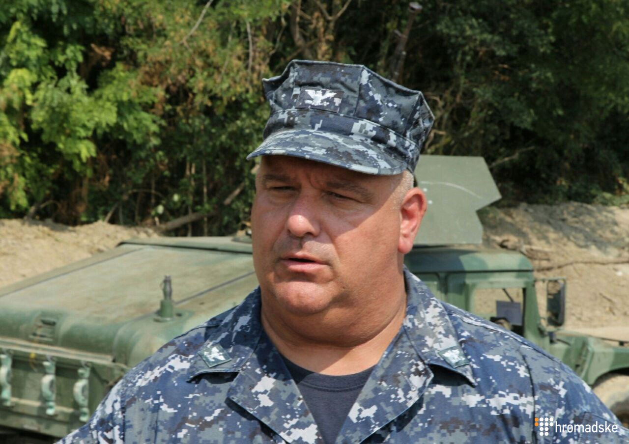 Американский командир ответил на «наезд» Савченко на украинское командование