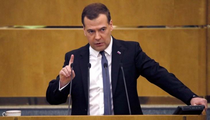 12:17 Геноцид и свинство. Премьер РФ возмутился по поводу энергоблокады Крыма