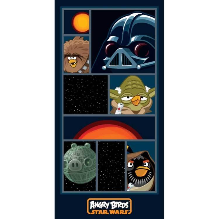 Angry Birds Star Wars badlaken