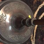 Lot Antique Rembrandt Floor Lamp