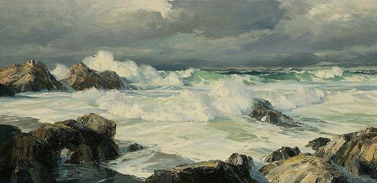 Bennett Schroeder Bradbury Artwork For Sale At Online Auction