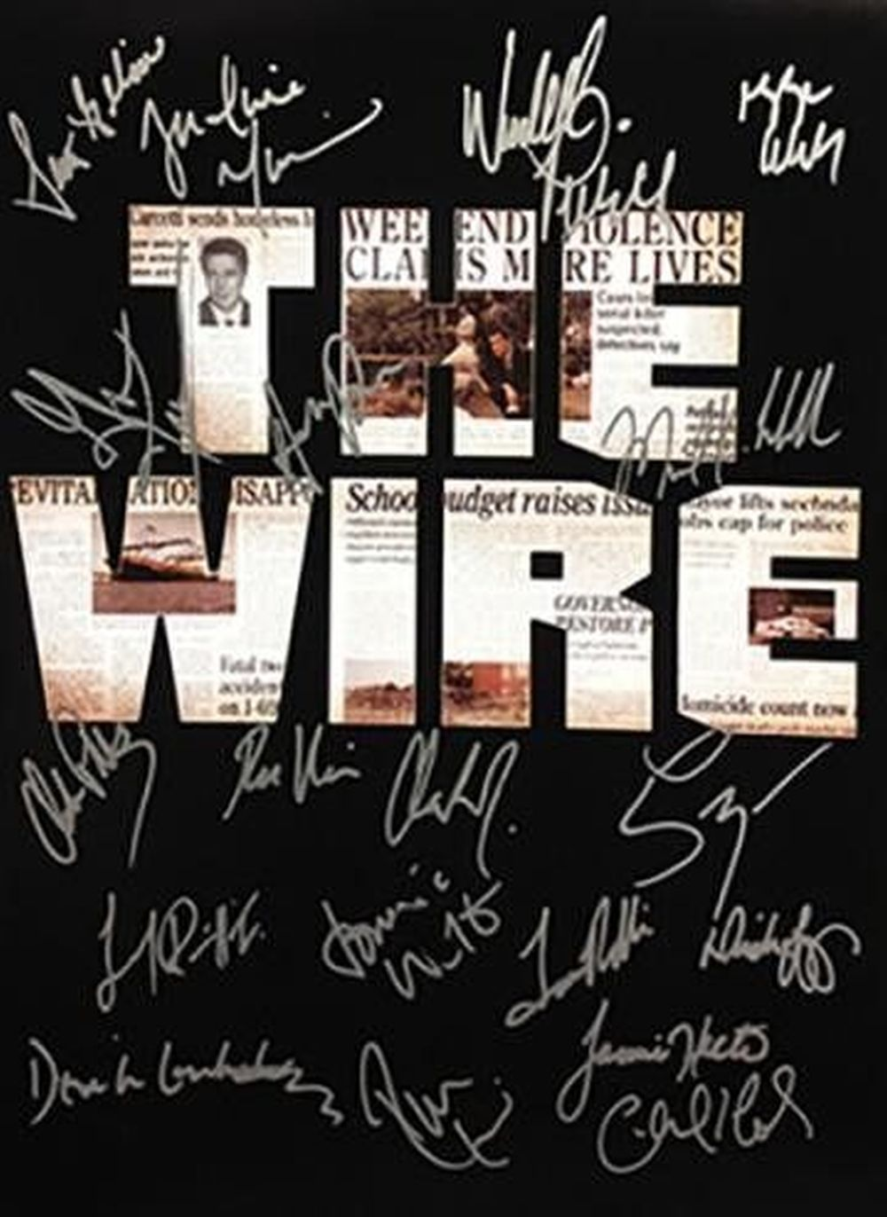 wire poster