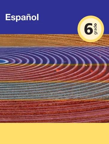 Español 6to. Grado