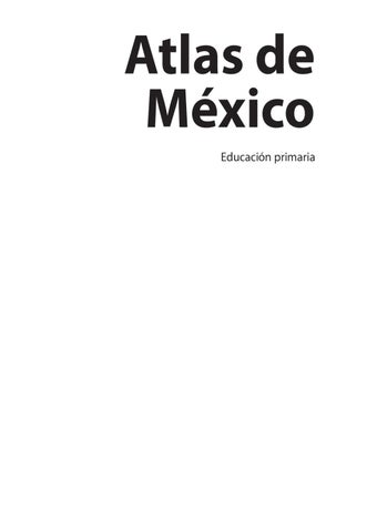 Atlas de Mexico