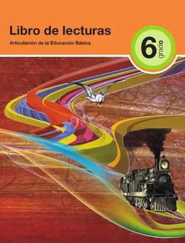 Español Lecturas 6to. Grado