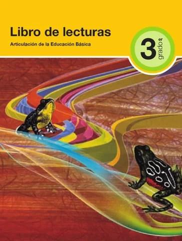 Español Lectura 3er. Grado