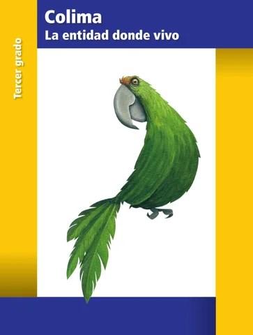 Entidad donde vivo: Colima