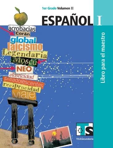 Maestro. Español 1er. Grado Volumen II