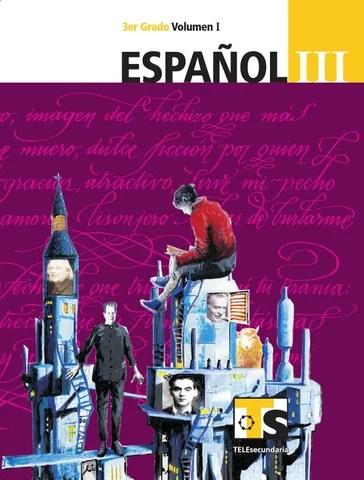 Español 3er. Grado Volumen I