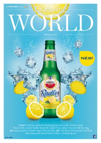 Licensing World - Vol2 Issue 1 2014