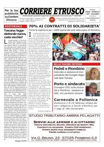 Corriere Etrusco n.89